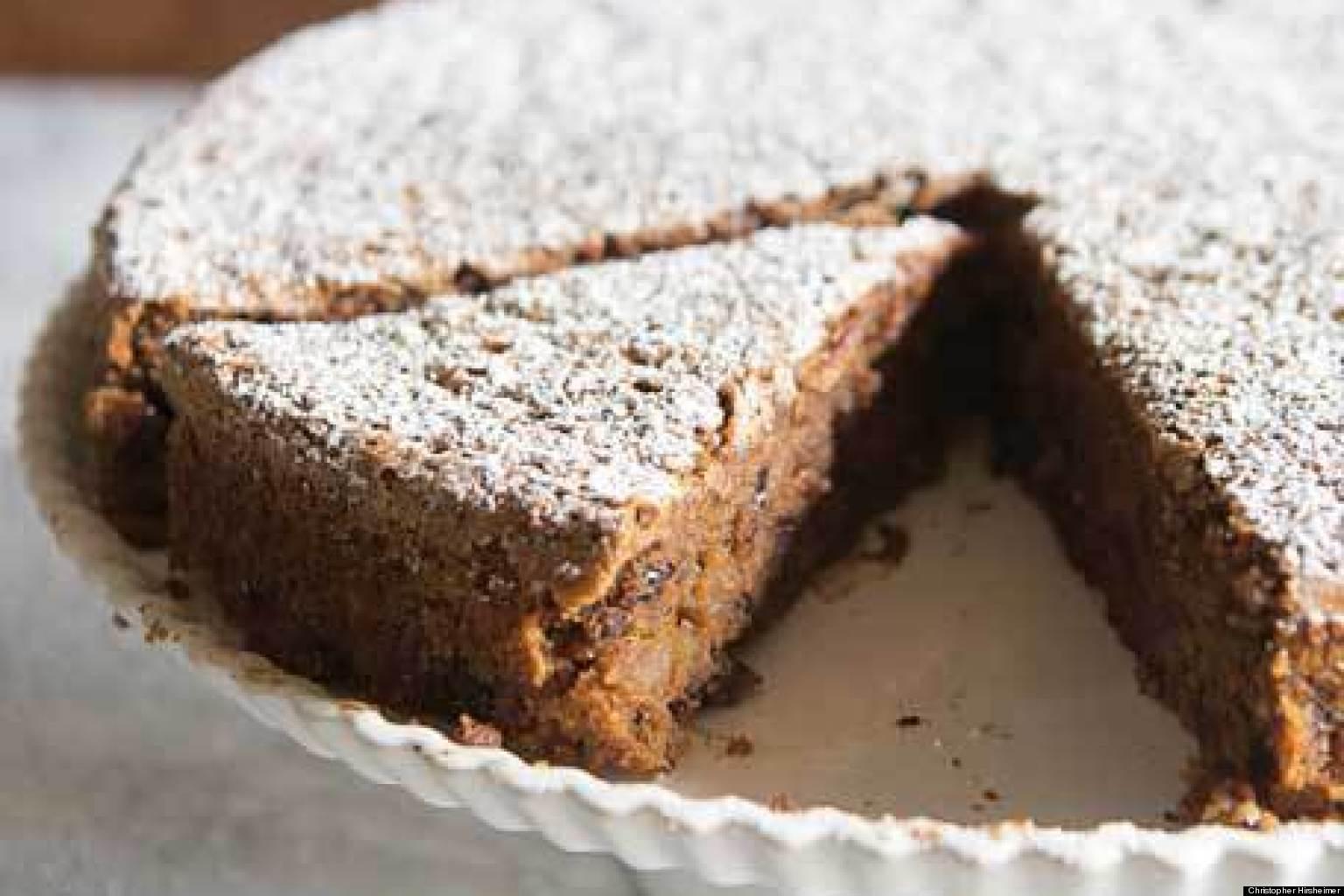 Sweet Chestnut Cake Recipe