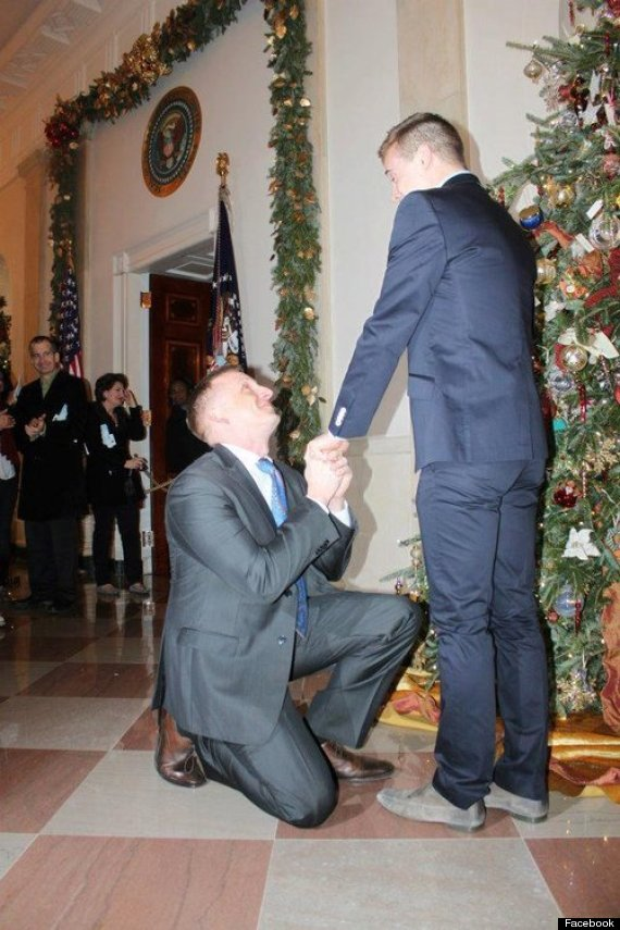gay wedding proposal