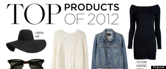 TOP FASHION 2012