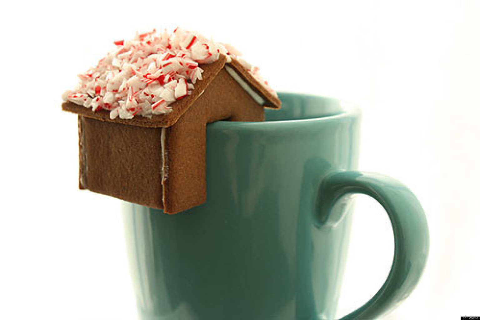Mug Gingerbread House It S Tiny And Cute Huffpost