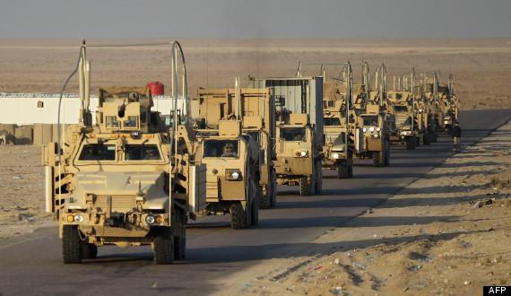 irak retrait americain