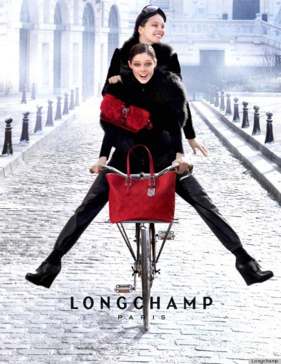 longchamp photoshop