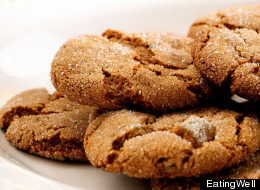 Recipe Of The Day: Molasses Crackle Cookies