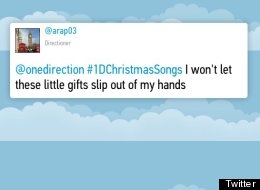 Fans Create Hilarious 1D Christmas Songs On Twitter