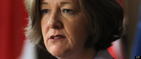 Alison Redford Approval Rating