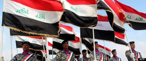 IRAK FIN GUERRE