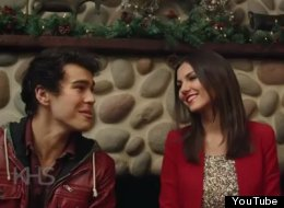 Victoria Justice's Creative Holiday Medley (VIDEO)