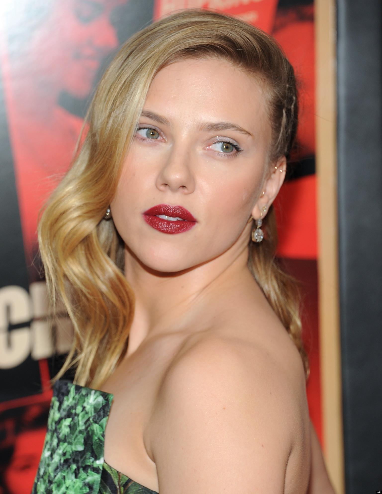 Scarlett Johansson Nude Pictures Hacker Jailed For 10