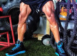 Dwayne 'The Rock' Johnson Shows Off His Rather Impressive Rock Hard Legs (PIC)