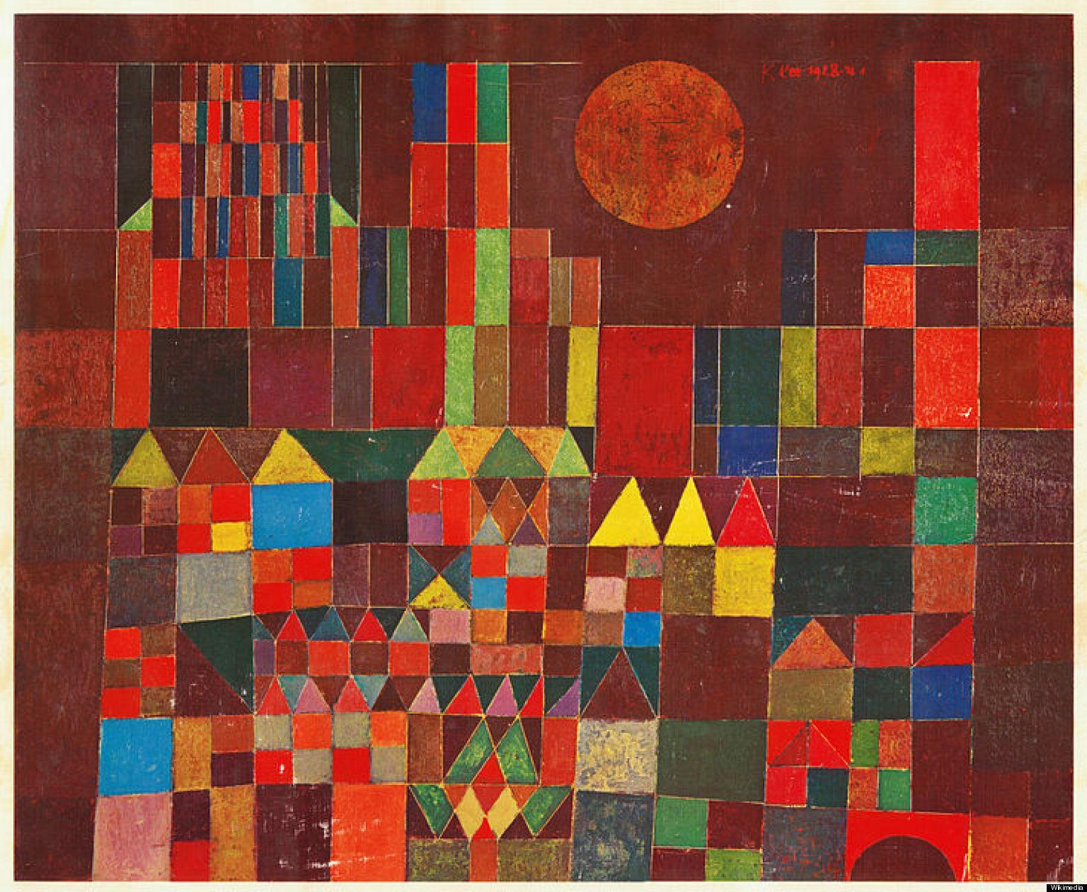 Geometric Shapes Art Project