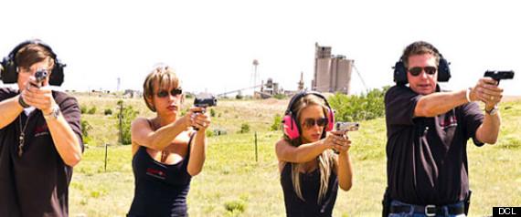AMERICAN GUNS CANCELED