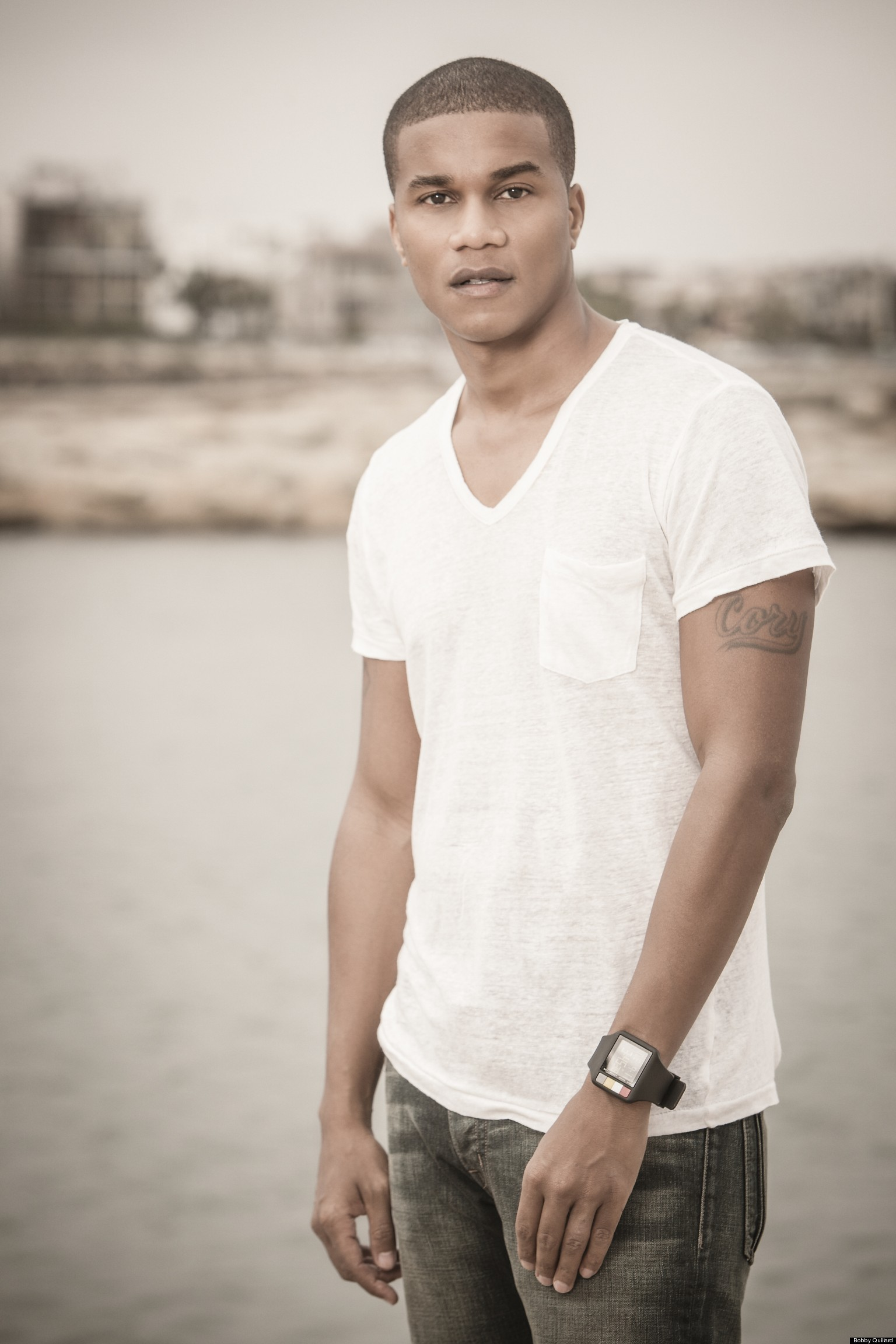 Cory Hardrict Warm Bodies