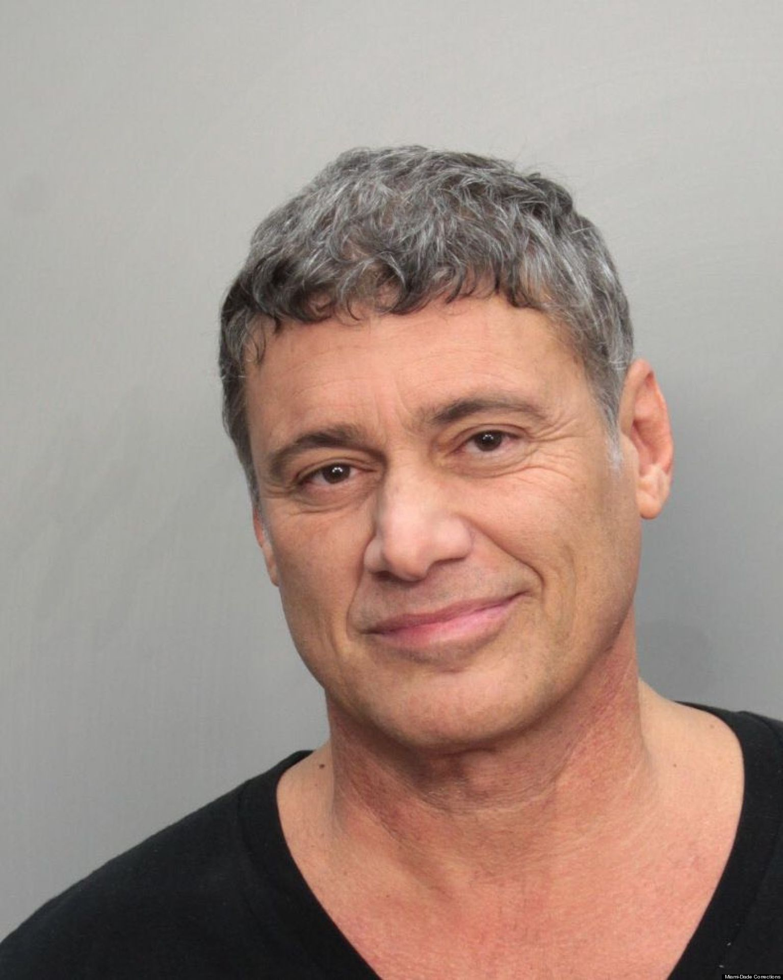 Steven Bauer, 'Scarface' Actor, Arrested In Miami (PHOTO, VIDEO ...