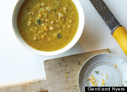 Recipe Of The Day: Split Pea Soup