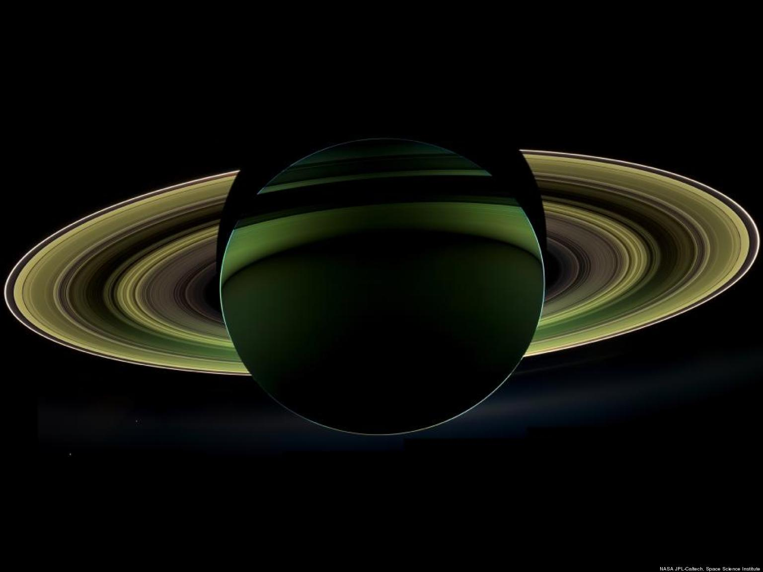 Cassini Saturn Photo 2012: NASA Space Probe Snaps ...