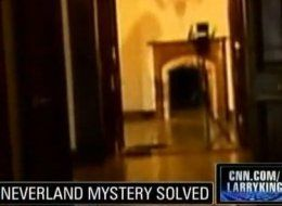 Ghost Pictures Of Michael Jackson neverland michael jackson