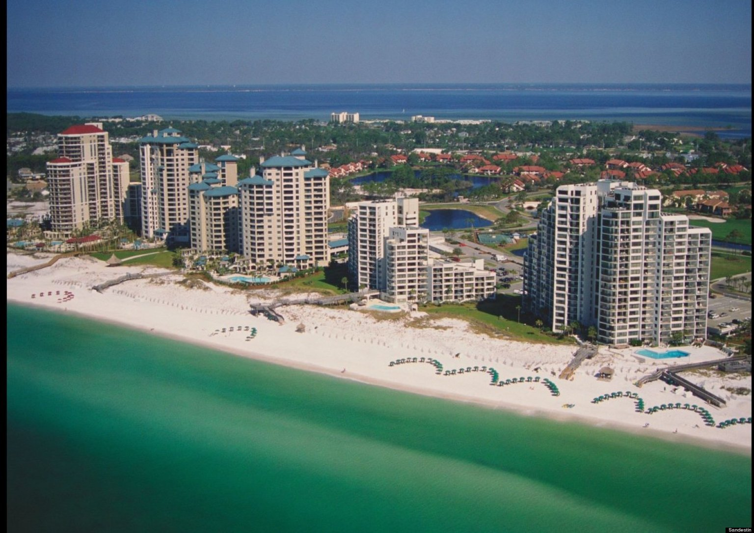 Sandestin Golf And Beach Resort In Florida Delights Huffpost
