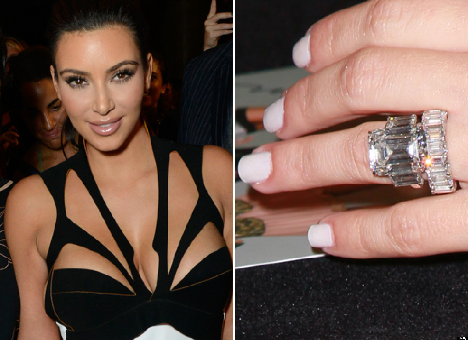 Celebrity Rings What These Divorced Stars Did With Their Engagement Rings Post Split