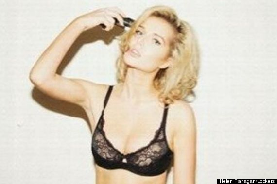 helen flanagan twitter photo