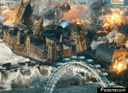 WATCH: London Pulped In Latest 'G.I. Joe: Retaliation' Trailer