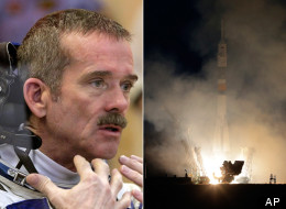Chris Hadfield Space Station