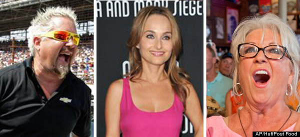 Celebrity Chef Winners & Losers Of 2012