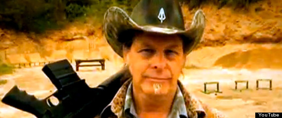 TED NUGENT GUN COUNTRY DISCOVERY