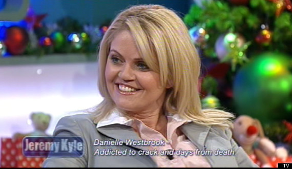 daniella westbrook on jeremy kyle
