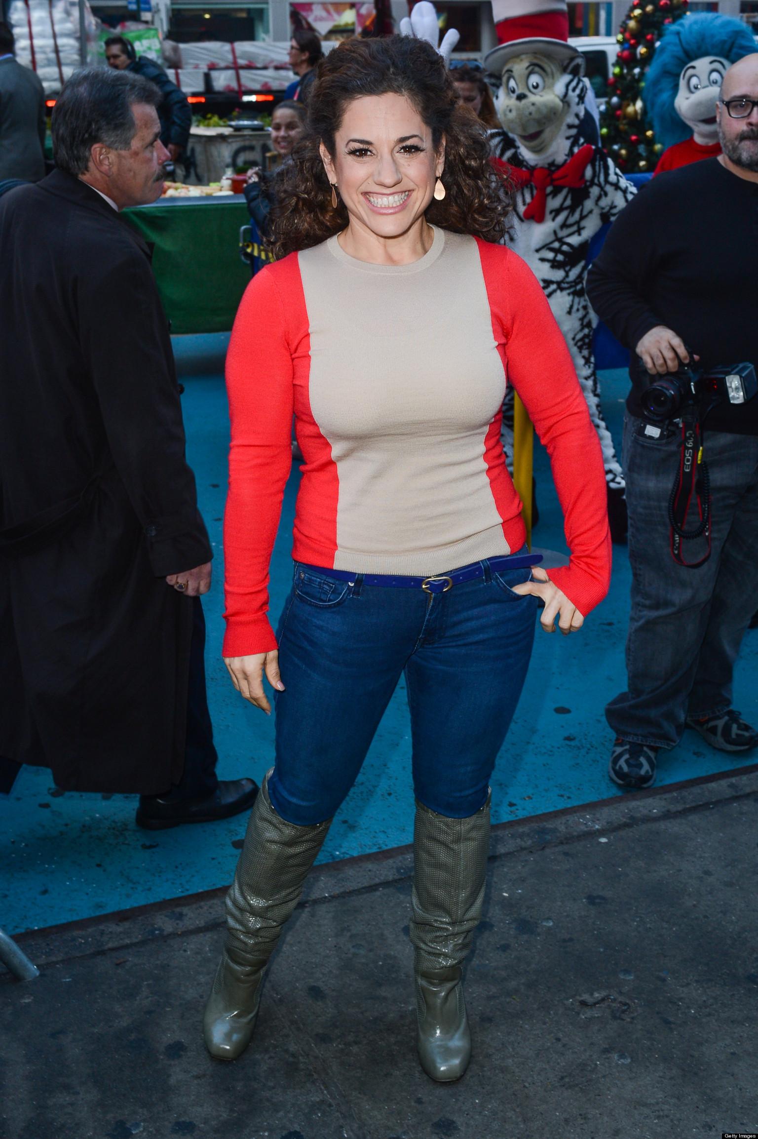 Marissa Jaret Winokur Weight Loss: Actress Shows Off 60 ...