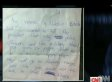 Natalie Barden, 10-Year-Old Sister Of Newtown Shooting Victim, Writes Letter To President Obama About Gun Control (VIDEO)