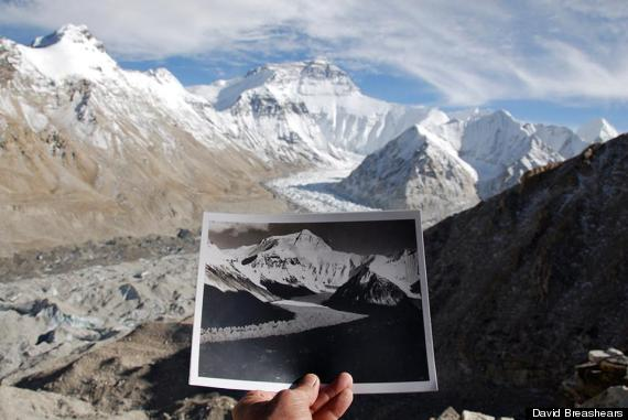 mount everest gigapixel photo