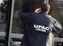 Compteurs d'eau: l'UPAC frappe chez Bernard Trépanier