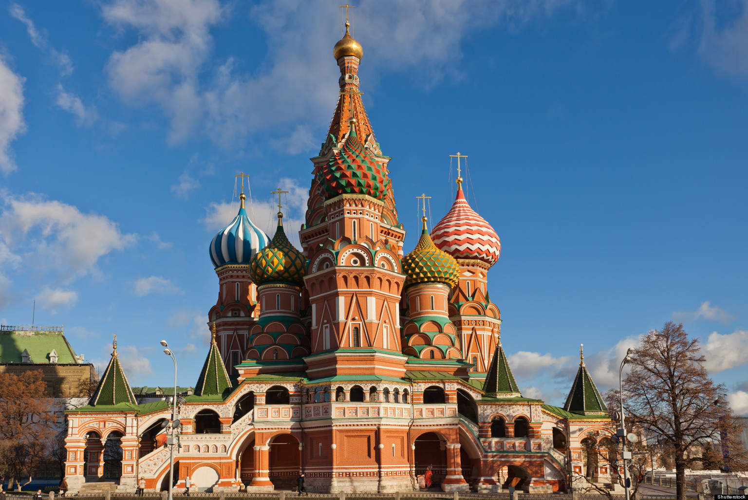 Where To Go In Moscow, Russia | HuffPost