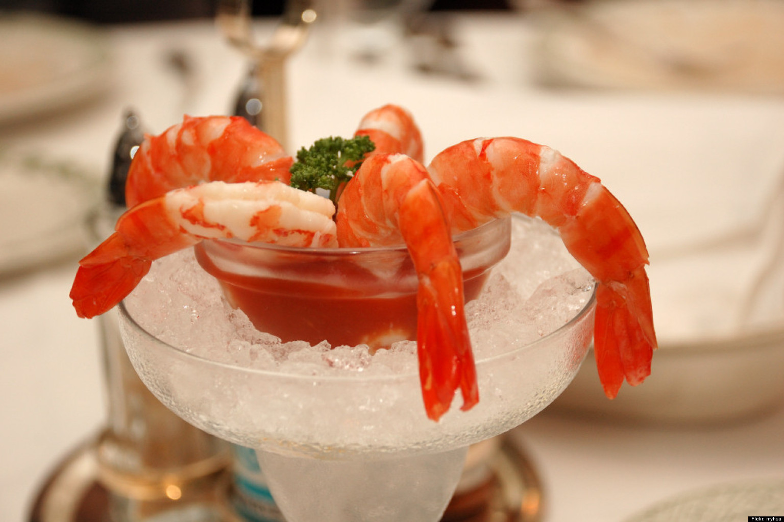Shrimp Cocktail Is Making A Comeback