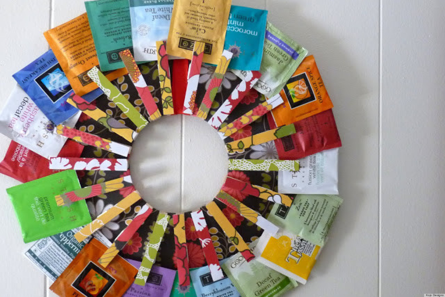 A Homemade Gift Idea For The Tea Fanatic On Your List