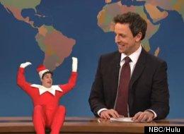 WATCH: 'Elf On The Shelf' Spills His Secrets