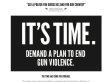 Demand A Plan Campaign: Support Swells Following Newtown Shooting
