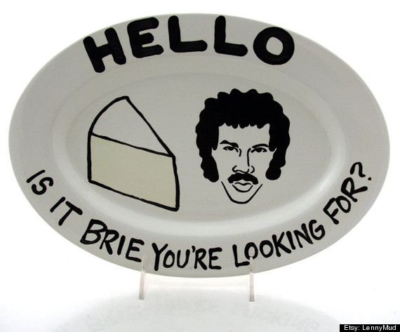 lionel richie tea pot