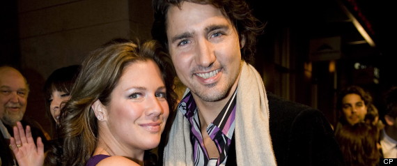 SOPHIE GREGOIRE JUSTIN TRUDEAU WIFE