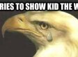 Golden Eagle Snatches Child: Memes And Twitter Reactions Sparked By Video (EXPLICIT LANGUAGE)