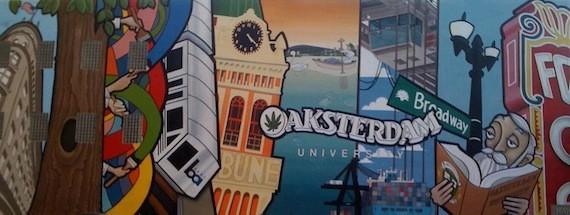 oaksterdam mural