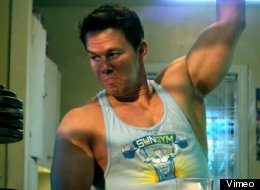 WATCH: Mark Wahlberg Pumps Iron In 'Pain And Gain' Trailer