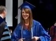Kelsie Elise Frick, 'Awesome' Grand Valley State University Student, Wins Graduation Ceremony (VIDEO)