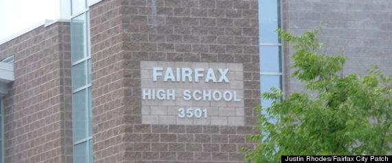 FAIRFAX HIGH SCHOOL STUDENT GRADES