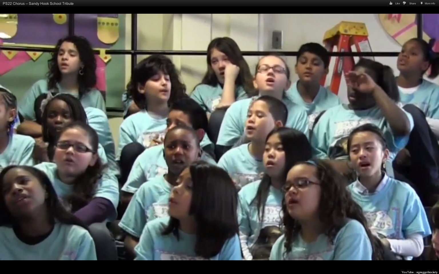 Celebrity Tributes To Sandy Hook Elementary School | Vibe