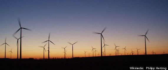 ENBRIDGE WIND FARM