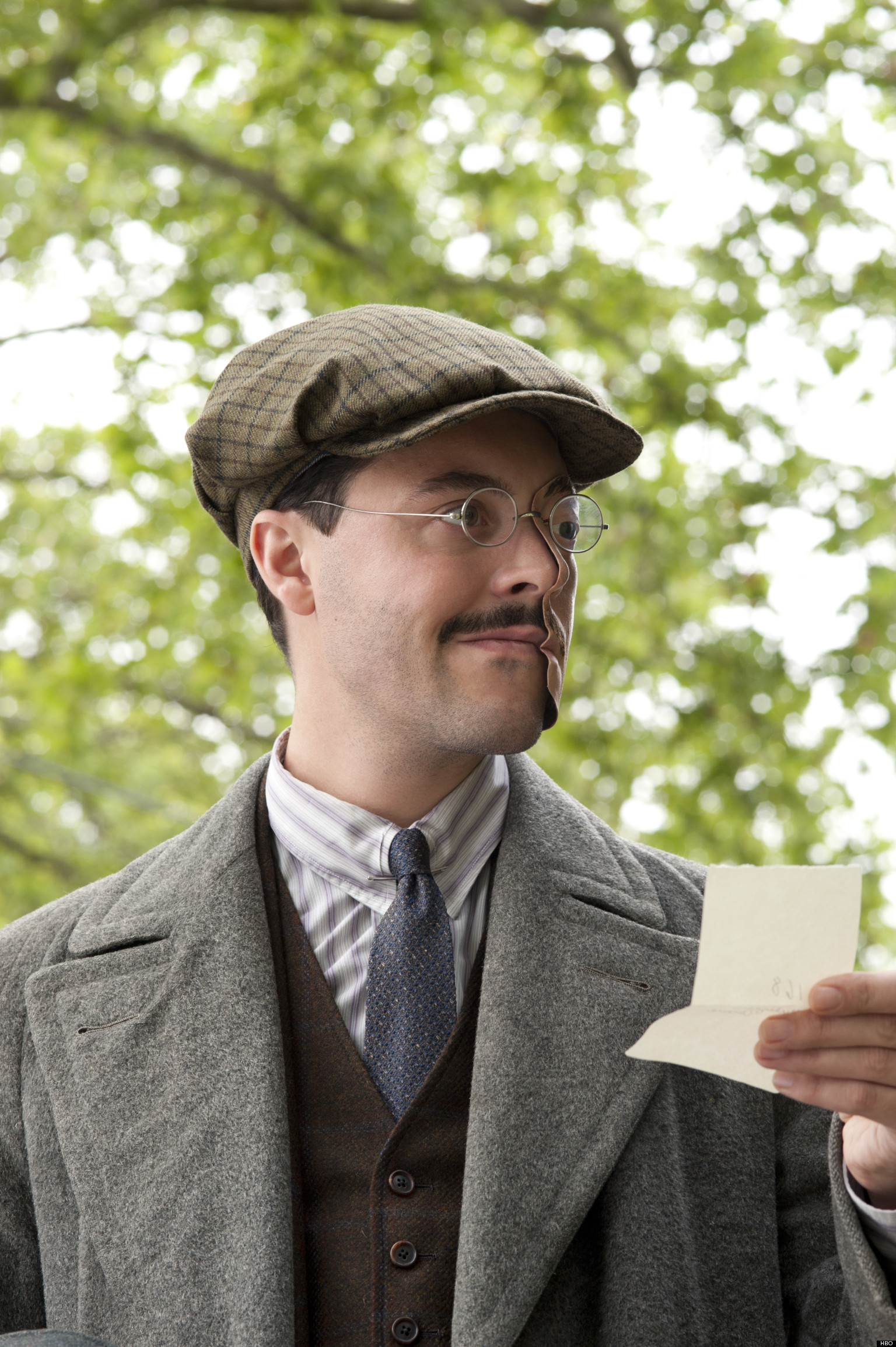 Richard Harrow's 'Boardwalk Empire' Finale Rampage: Jack ...