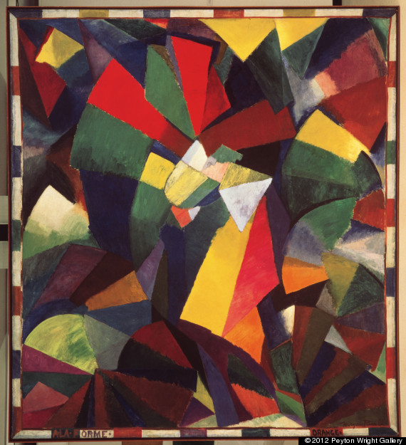 Inventing Abstraction': MoMA Exhibit Explores The History Of The ...