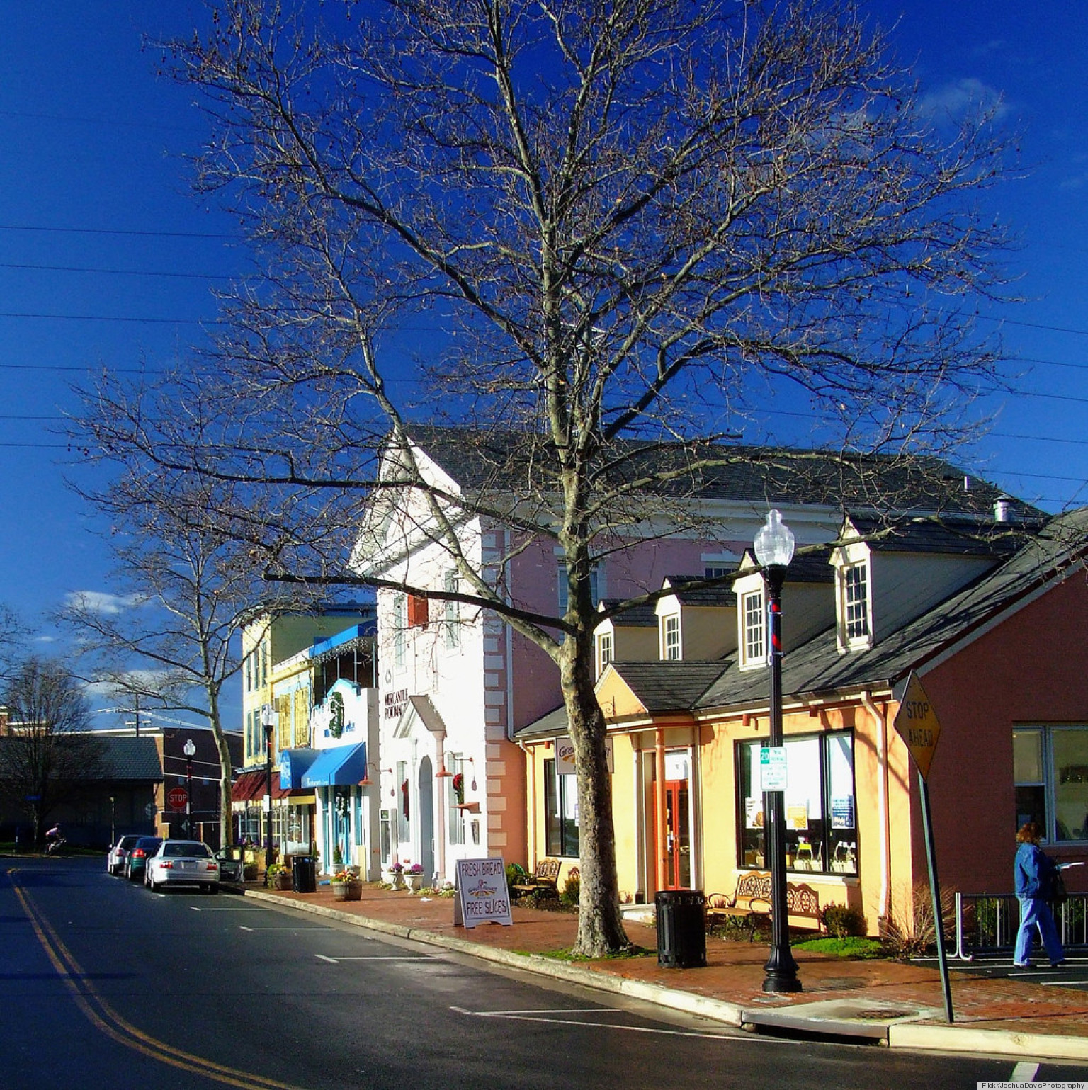 The 15 Friendliest Towns In America Named By Forbes And Nextdoor.com ...