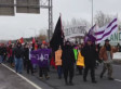 Idle No More Members March In Montreal To Protest Omnibus Bill (VIDEO, TWITTER)